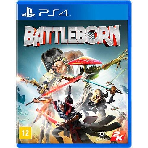 Jogo Battleborn - PS4 - PlayStation 4 + DLC Exclusiva