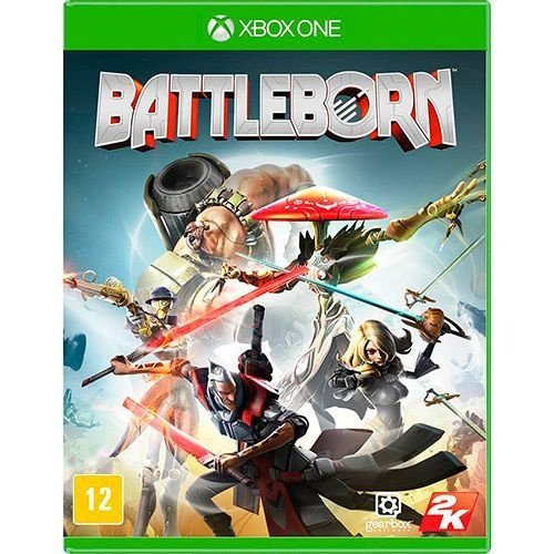 Jogo Battleborn - Xbox One + DLC Exclusiva