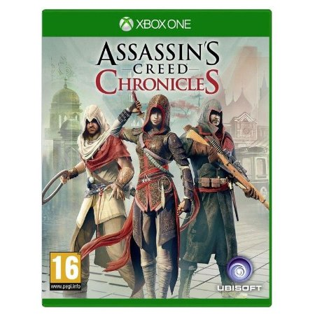 Jogo Assassins Creed: Chronicles - Xbox One