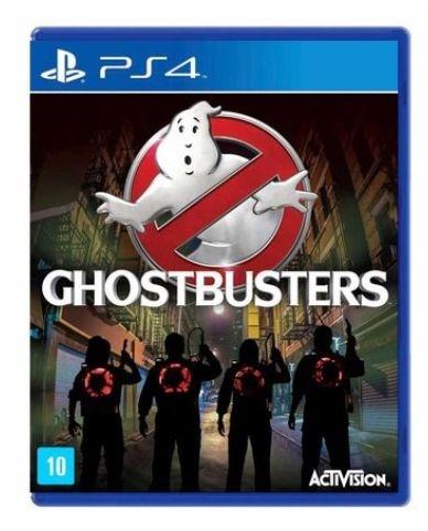 Jogo GhostBusters - Caça Fantasmas - PS4 - PlayStation 4