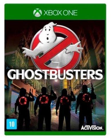 Jogo GhostBusters - Caça Fantasmas - Xbox One