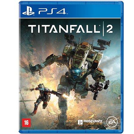 Jogo Titanfall 2 - PS4 - Playstation 4 - Totalmente em Português