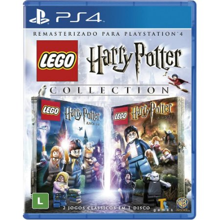 Jogo Lego Harry Potter Collection - Ps4 - Playstation 4