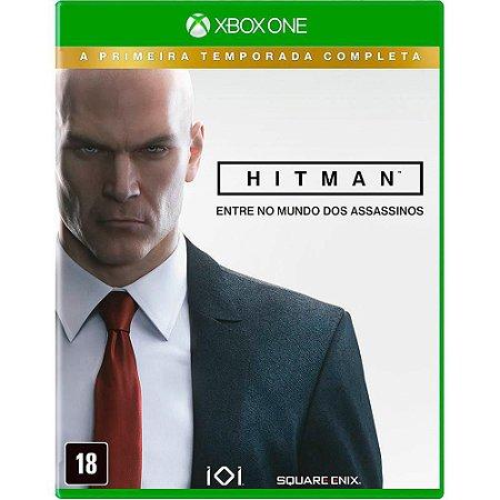 Jogo Hitman  - Xbox One - Primeira Temporada Completa