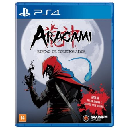 Jogo Aragami - PlayStation 4 - PS4