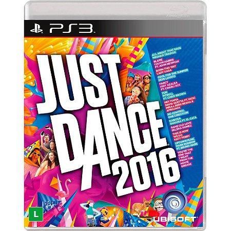 Jogo Just Dance 2016 - Ps3 - PlayStation 3