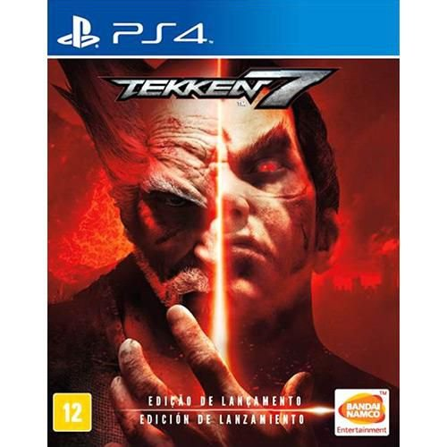 Jogo Tekken 7 - Playstation 4