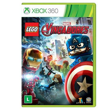 Jogo Lego Marvel Vingadores PS3 - Xbox 360