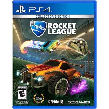 Jogo Rocket League Playstation 4