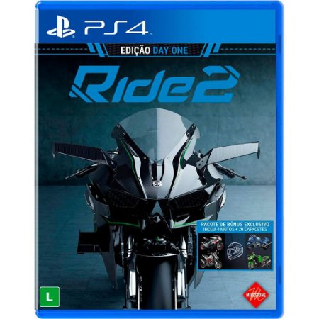Jogo Ride 2 - PS4 - PlayStation 4