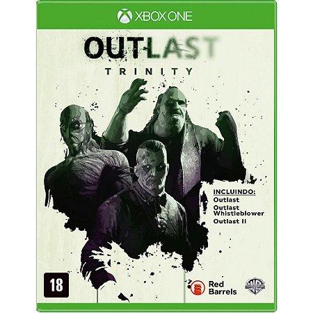 Jogo Outlast Trinity Xbox One