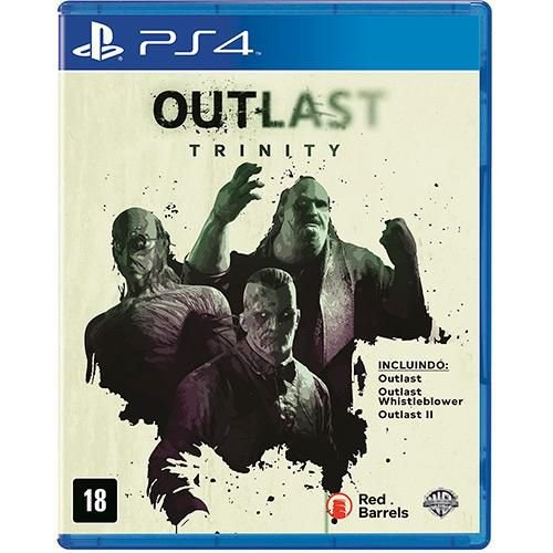 Jogo Outlast Trinity Playstation 4