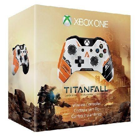 Controle Titanfall Xbox One - Wireless Edição Limitada