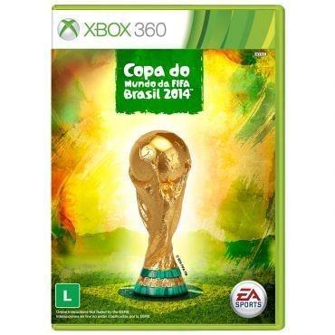 Jogo Copa do Mundo Fifa - Brasil 2014 - Xbox 360
