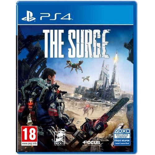 Jogo The Surge PlayStation 4 - PS4