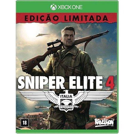 Jogo Sniper Elite 4 Xbox One