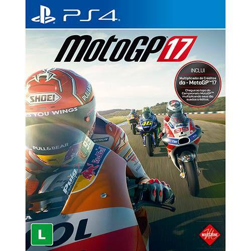 Jogo Moto GP 17 -Ps4