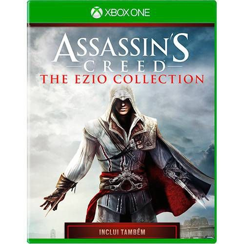 Jogo Assassins Creed The Ezio Collection - Xbox One