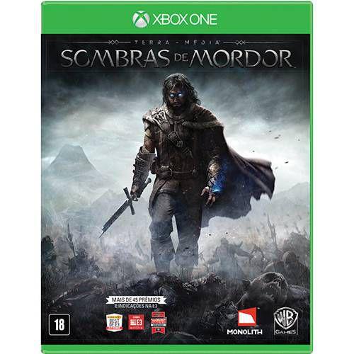 Jogo Terra-Média - Sombras de Mordor - Xbox One