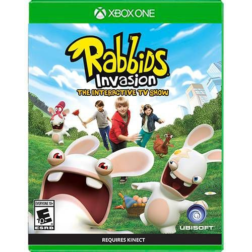 Jogo Rabbids Invasion - Xbox One