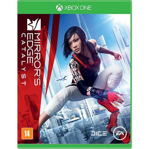 Jogo Mirror's Edge Catalyst- Xbox One