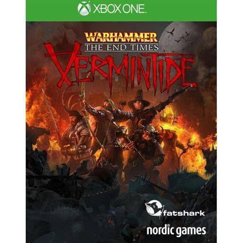 Jogo Warhammer The End Times - Vermintide - Xbox One