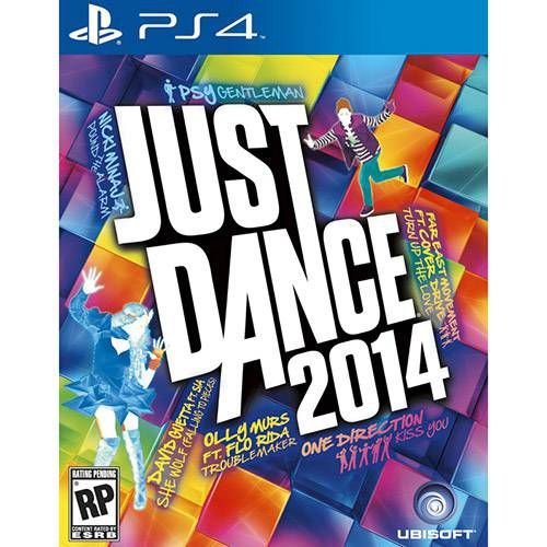 Jogo  Just Dance 2014 - Versão Em Português - PS4
