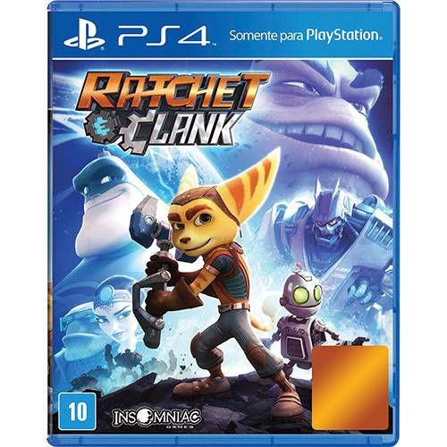 Jogo Ratchet & Clank- PS4