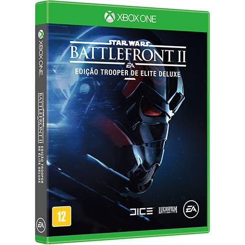 Jogo Star Wars Battlefront II Deluxe Edition- Xbox One