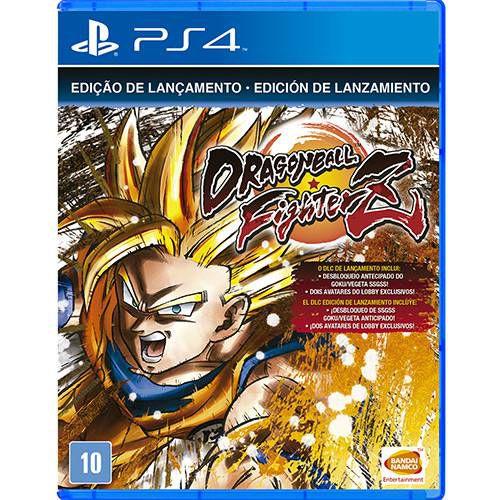 Jogo Dragon Ball Fighter Z - Ps4 - PlayStation 4