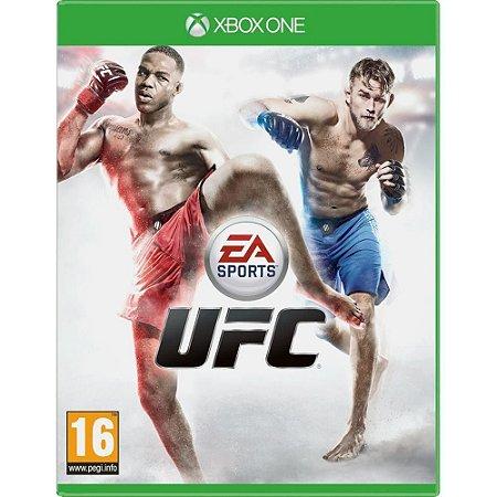 Jogo UFC Xbox One