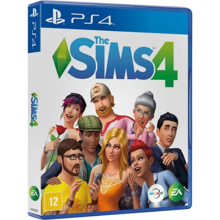 Jogo The Sims 4 - Playstation 4