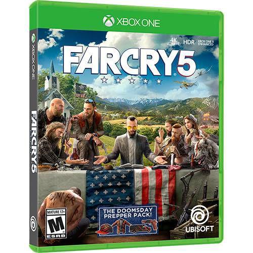 Jogo Far Cry 5 Edição Limitada - Xbox One Farcry