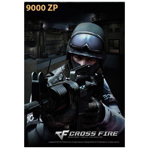 Cartão Crossfire Crédito 9000 ZP