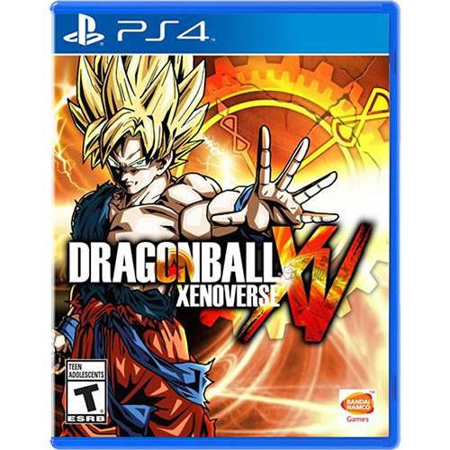 Jogo Dragon Ball Xenoverse - PlayStation 4