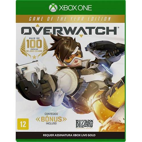 Jogo Overwatch - Game Of The Year Edition- Xbox One