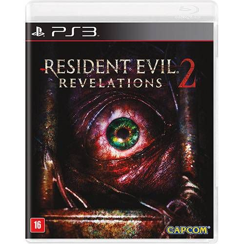 Jogo Resident Evil Revelations 2 - Playstation 3