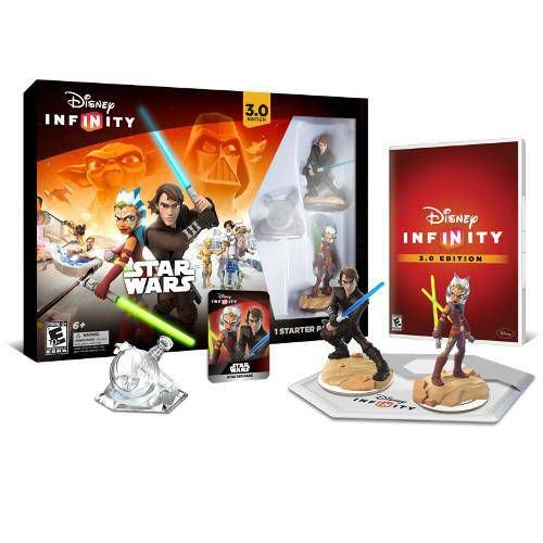Disney Infinity 3.0 Edition - Starter Pack - PS3