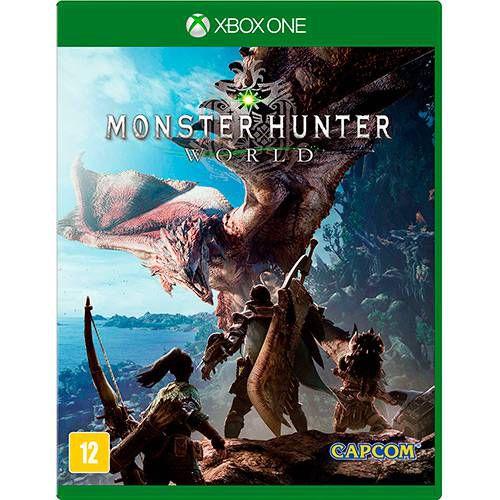 Jogo Monster Hunter World Xbox One