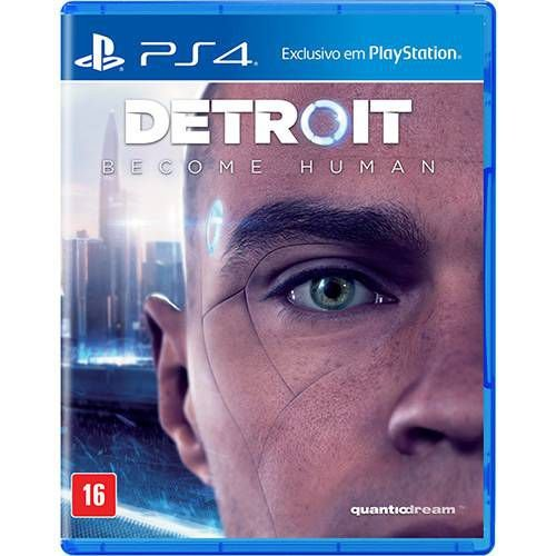 Jogo Detroit Become Human - Ps4 - PlayStation 4