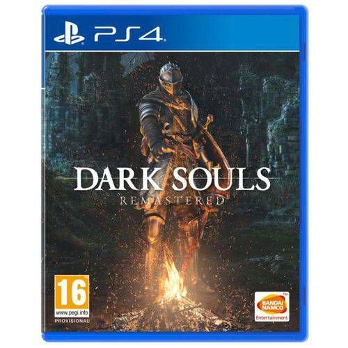 Jogo Dark Souls Remastered - Ps4 - PlayStation 4