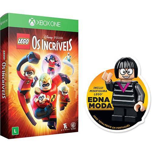 Jogo Lego Os Incríveis Edição Especial - Xbox One