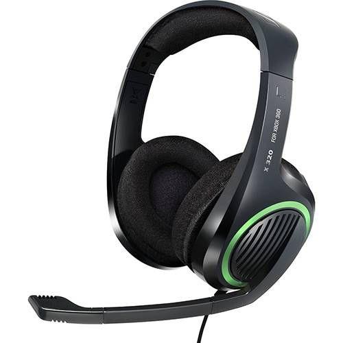 Headset Gamer X320 Sennheiser - Xbox360