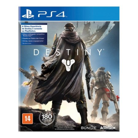 Jogo Destiny - Play Station 4 - PS4