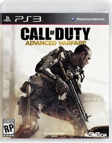 Jogo Call Of Duty : Advanced Warfare - PS3