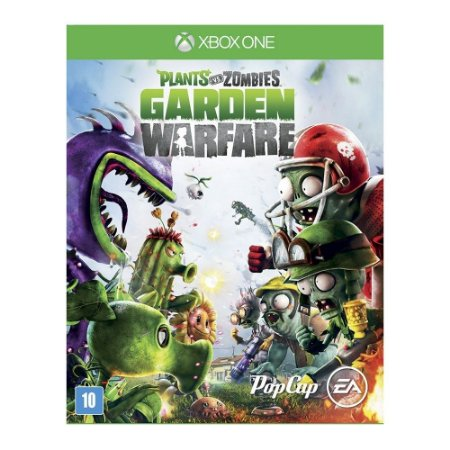 Jogo Plants Vs. Zombies Garden Warfare XBOX One