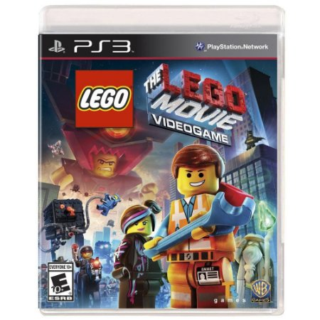 Jogo Lego Movie PlayStation 3 - PS3