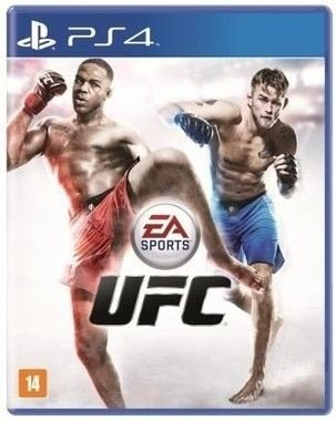 Jogo UFC PlayStation 4 - PS4