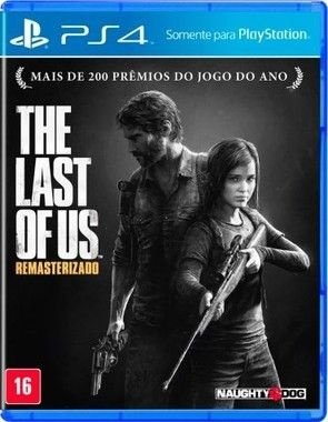 Jogo The Last of Us: Remasterizado - PS4 - PlayStation 4