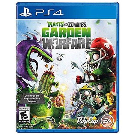 Jogo Plants vs. Zombies: Garden Warfare - PS4 - PlayStation 4